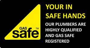 gas safe plumber
